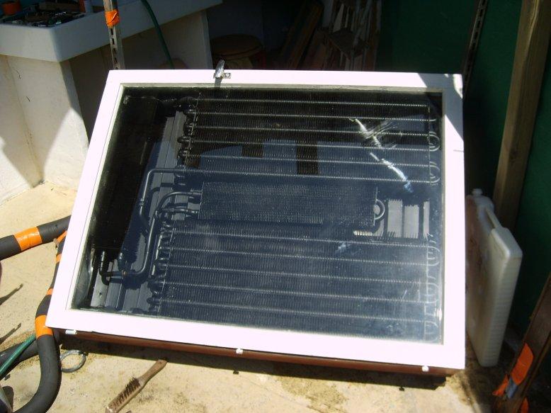 Солнечный радиатор своими руками 464